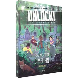 Unlock Escape Geeks : Échappe-toi du Cimetière!
