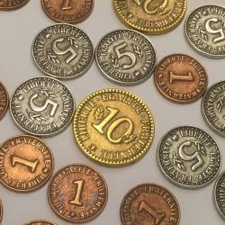 Paris - pièces métal