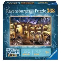 Escape Puzzles Kids - (368 Pièces) Une nuit au musée