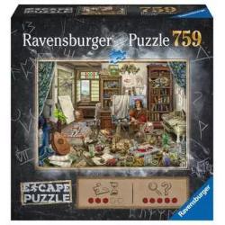 Escape Puzzles - (759 Pièces) Atelier d'artiste