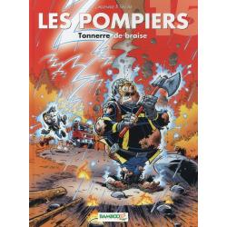 Pompiers (Les) - Tome 15 - Tonnerre de braise