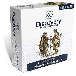 Discovery Préhistoire - Le Jeu de l'Évolution (Ed. 2018)