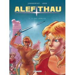 Alef-Thau - Tome 3 - Le roi borgne