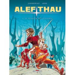 Alef-Thau - Tome 4 - Le seigneur des illusions