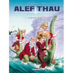 Alef-Thau - Tome 5 - L'empereur boiteux