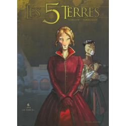 5 Terres (Les) - Tome 6 - Pas la force