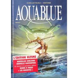 Aquablue - Tome 1 - Nao