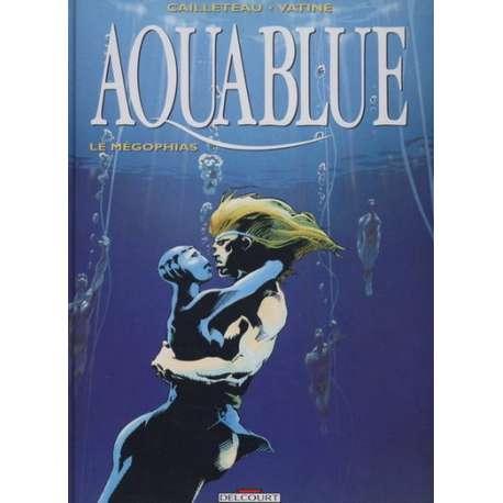 Aquablue - Tome 3 - Le Mégophias