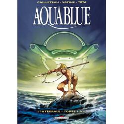 Aquablue - Premier cycle - Édition Intégrale