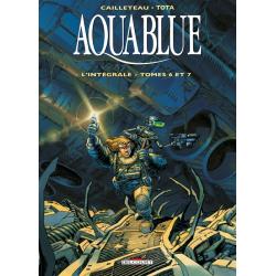 Aquablue - Second Cycle - Étoile Blanche - Édition Intégrale