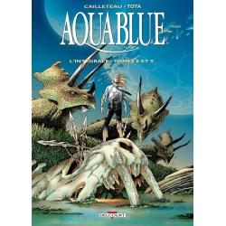 Aquablue - Le totem des Cynos - Édition Intégrale
