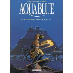 Aquablue - L'Intégrale - Tomes 10 et 11