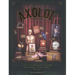 Axolot - Tome 2 - Histoires extraordinaires & sources d'étonnement - Volume 2