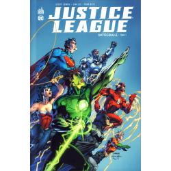 Justice League (DC Renaissance) - Intégrale - Tome 1