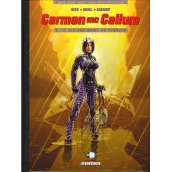Carmen Mc Callum - Tome 6 - Le sixième doigt du Pendjab