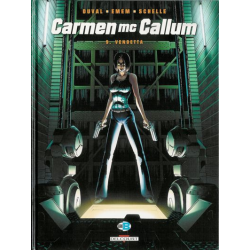Carmen Mc Callum - Tome 9 - Vendetta