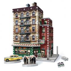 (440 pièces) - FRIENDS - Central Perk- Puzzle 3D