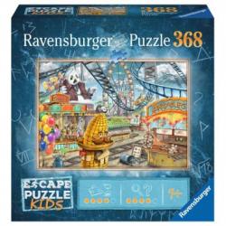 Escape Puzzles Kids - (368 Pièces) Le Parc d'attractions