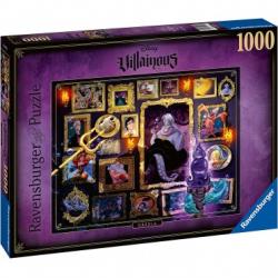 (1000 pièces) - Puzzle Villainous - Ursula