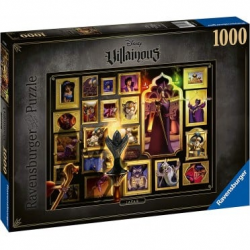 (1000 pièces) - Puzzle Villainous - Jafar