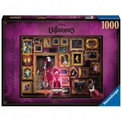 (1000 pièces) - Puzzle Villainous - Capitaine Crochet