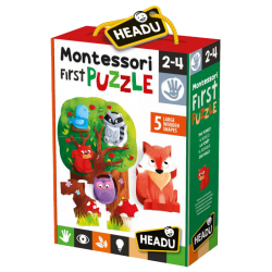Montessori First Puzzle : The Forest