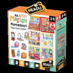 Ma Petite Maison Montessori : Chaque Chose à sa Place !