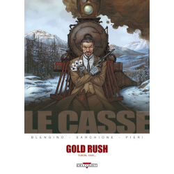 Casse (Le) - Tome 5 - Gold Rush - Yukon, 1899...