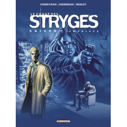 Chant des Stryges (Le) - Tome 3 - Emprises