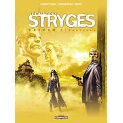 Chant des Stryges (Le) - Tome 5 - Vestiges
