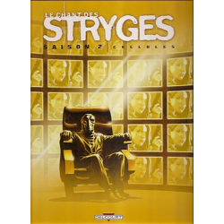 Chant des Stryges (Le) - Tome 11 - Cellules