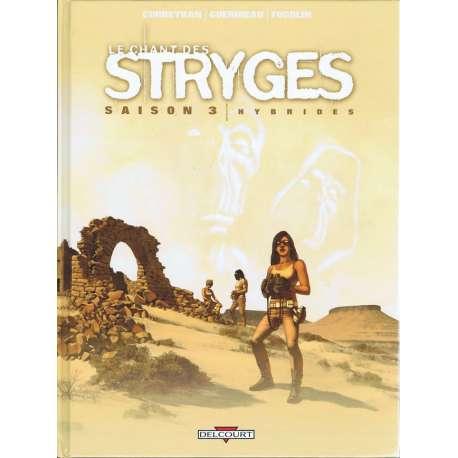 Chant des Stryges (Le) - Tome 15 - Hybrides
