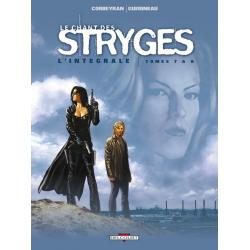 Chant des Stryges (Le) - L'Intégrale - Tomes 7 à 9