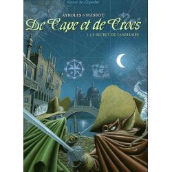De Cape et de Crocs - Tome 1 - Le secret du Janissaire