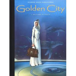 Golden City - Tome 1 - Pilleurs d'épaves