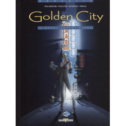 Golden City - Tome 2 - Banks contre Banks