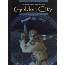 Golden City - Tome 5 - Le dossier Harrison