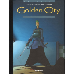Golden City - Tome 6 - Jessica