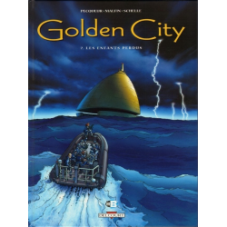Golden City - Tome 7 - Les enfants perdus