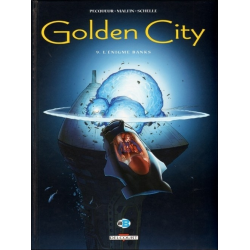 Golden City - Tome 9 - L'Énigme Banks