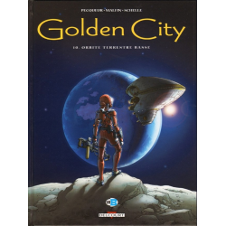 Golden City - Tome 10 - Orbite terrestre basse