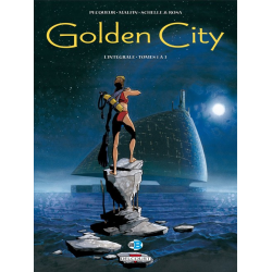 Golden City - Intégrale - Tomes 1 à 3