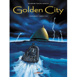 Golden City - Intégrale - Tomes 7 à 9