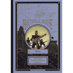 Hauteville House - Tome 1 - Zelda