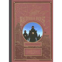 Hauteville House - Tome 2 - Destination Tulum