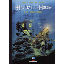 Hauteville House - Tome 3 - Le Steamer fantôme