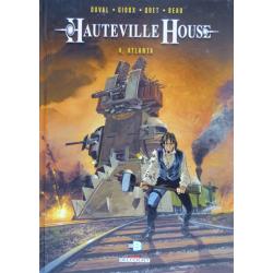 Hauteville House - Tome 4 - Atlanta