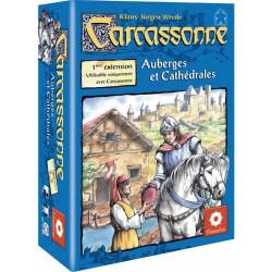 Carcassonne : Ext. 01 - Auberges et Cathédrales