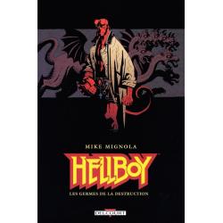 Hellboy (Delcourt) - Tome 1 - Les germes de la destruction
