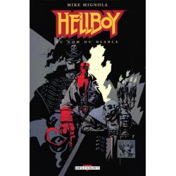 Hellboy (Delcourt) - Tome 2 - Au nom du diable
